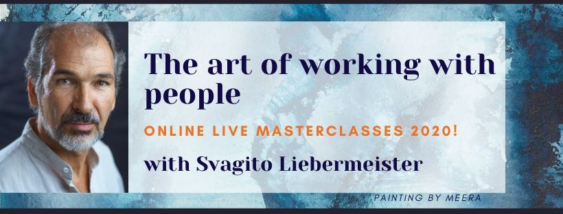 Svagito Liebermeister the art of working with people