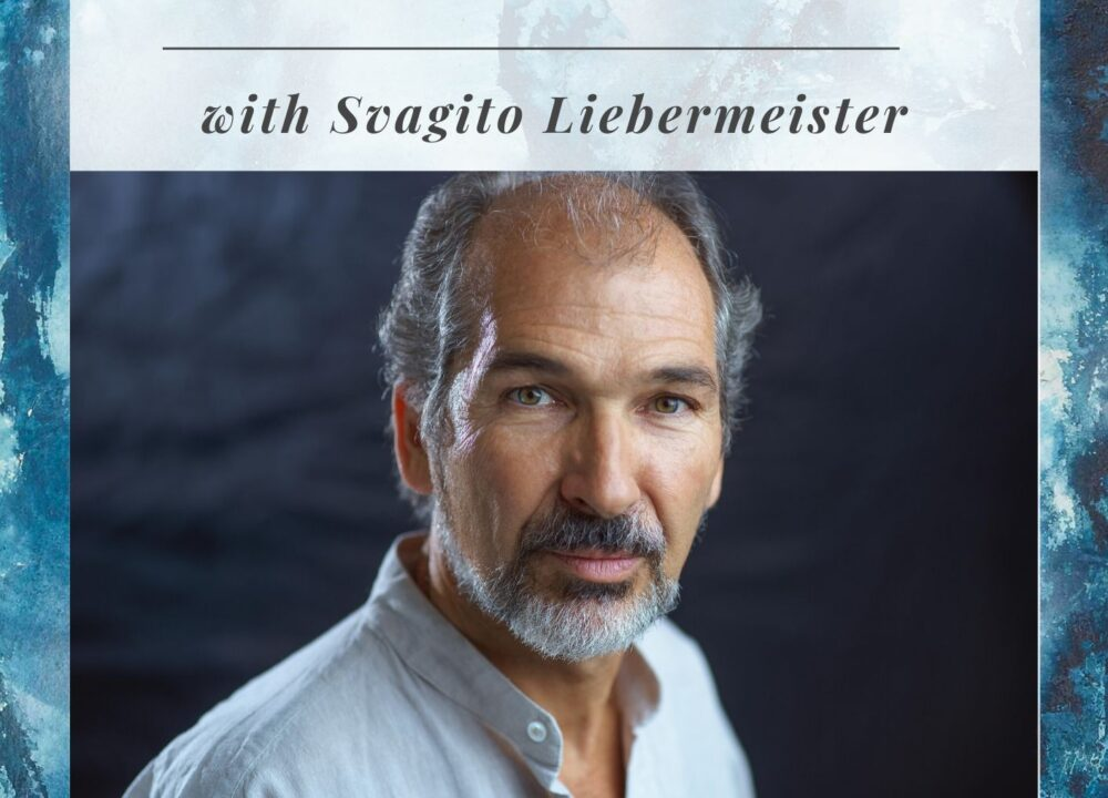 Live online masterclasses with Svagito Liebermeister