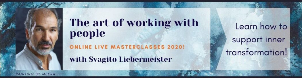 Svagito Liebermeister offers live masterclasses online